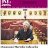 Omagierea profesorului Radu Ciuceanu și aniversarea unui sfert de veac de știință mărturisitoare la Institutul Național pentru Studiul Totalitarismului al Academiei Române – VIDEO/FOTO