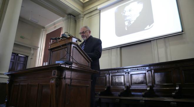 Dimitrie Gusti și Școala sociologică de la București la 100 de ani de la fondare. Prof. Ilie Bădescu la Academia Română – VIDEO
