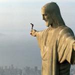 Enciclopedia performantelor romanesti in secolul XX. Chipul faimoasei statui a Mantuitorului Iisus Hristos de la Rio de Janeiro este sculptat de romanul Gheorghe Leonida