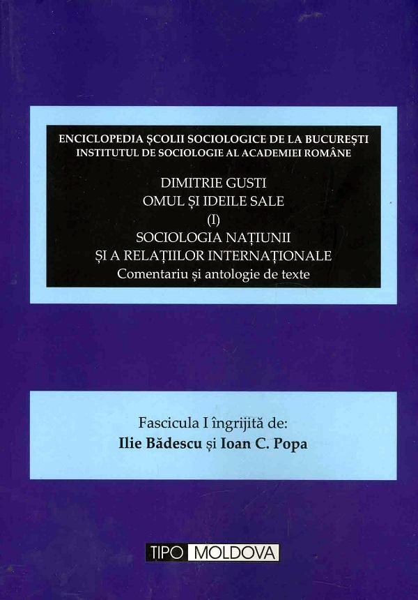 Ilie-Badescu - Ioan Popa -Enciclopedia-Scolii-sociologice-de-la-Bucuresti -Dimitrie Gusti