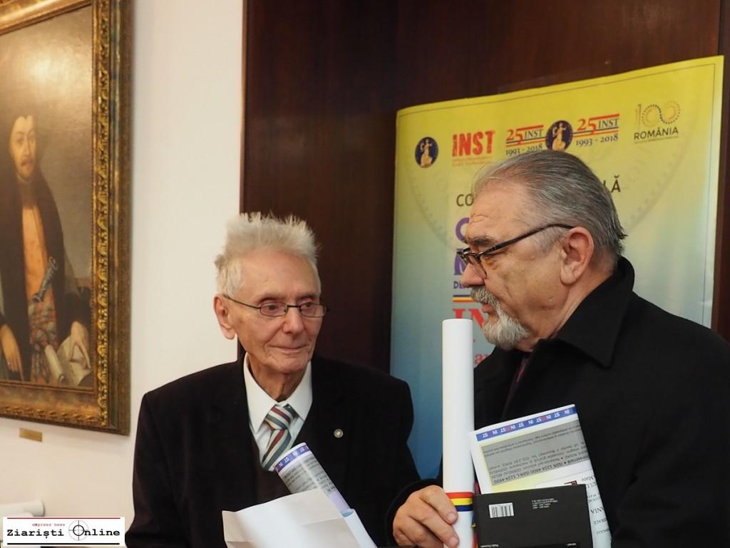 Ciuceanu INST 25 Academia Romana 2018