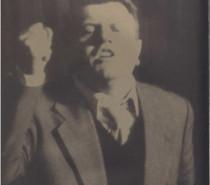 """""""Ioan Alexandru avea harul să susțină valoarea vieții cu darul poetic pe care i-l dăduse Dumnezeu"""". In Memoriam Ioan Alexandru: Cruce și Înviere. VIDEO"""