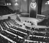 Sociologii în câmpul diplomaţiei. România la ONU, acum 70 de ani.